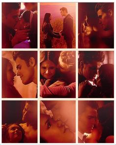 Stefan and Elena: My OTP from The Vampire Diaries