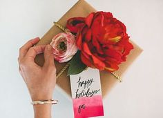 Gift Wrapping Ideas That Aren't the Same Old Boring Santa Paper | Home | Purewow