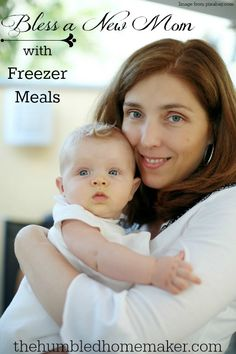 Bless a Friend with Freezer Meals - The Humbled Homemaker