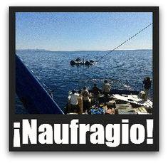 Naufragio en Isla Natividad.