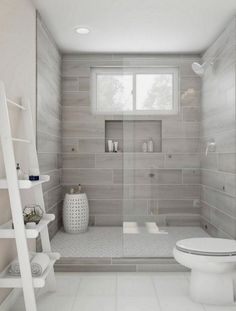 DreamLine Enigma-X 68 in. to 72 in. x 76 in. Frameless Sliding Shower Door in Po. - DreamLine Enigma-X 68 in. to 72 in. x 76 in. Frameless Sliding Shower Door in Po… DreamLine Enigma-X 68 in. to 72 in. x 76 in. Frameless Sliding Shower Door in Po… Bathroom Renos, Bathroom Renovations, Shower Ideas Bathroom, Small Bathroom Showers, Bathroom Shower Remodel, Master Bathroom Shower, Bathroom Gray, Wood Look Tile Bathroom, Master Shower Tile