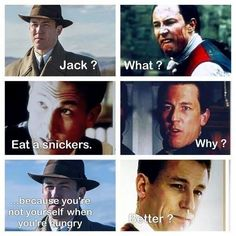 Frank Randall/Black Jack Randall Wish I could take credit for creating this, but I don't know who made it.