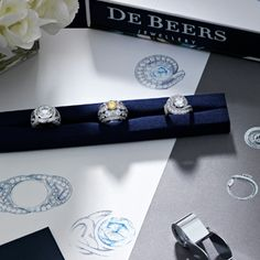 Artistry | De Beers Diamond Jewellers