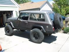 68 jeepster commando build. - Page 2 - Pirate4x4.Com : 4x4 and Off-Road Forum