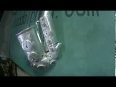 サックスでスィング!!!★銀紙工作★ダンボール工作★歩くアート2013(arukuart2013)自作のダンボール工作。今はdecodolphinのyoutubeに移行した自作の作品動画ですが、arukuart2013にて投稿していました。