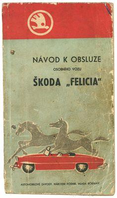#skoda Felicia notice