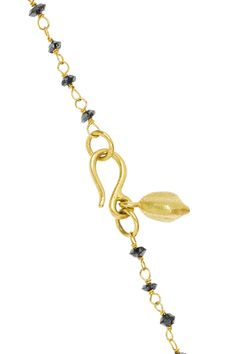 Pippa Small | 18-karat gold diamond multi-strand necklace | NET-A-PORTER.COM