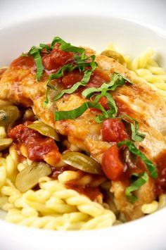 Recipe For Sicilian Chicken