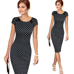 Elegant Floral Print Collection Cap Sleeve Tunic Work Business Casual Party Pencil Sheath Collection