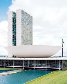 Brasilia - Ian Allen photo