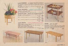 NORSK MØBEL-IKEA – PRODUKTKATALOG FRA 1964 – Mats Linder