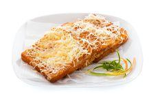 Sütőben sült bundás kenyér sok sajttal: laktató reggeli olajszag nélkül - Recept | Femina Lasagna, Ethnic Recipes, Food, Essen, Meals, Yemek, Lasagne, Eten