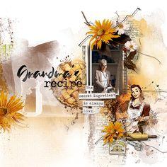 Granma's Pie ~ Bundle by TirAmisu design