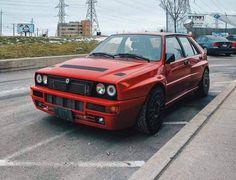 Lancia Delta, Carros Retro, Automobile, Gt Turbo, Pretty Cars, Cars Uk, Tuner Cars, Rally Car, Rally Racing