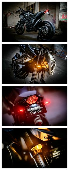 The brand new ParoX was just unveiled by triplespeed headquarters at the IMOT in Munich. We already shared a great video. Today we are happy to show some detail shots from the ParoX. The choice of the motoscope pro, the m.blaze ice and our m.blaze edge suits incredibly well to the overall concept of the bike.