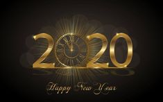 Happy New Year 2020 HD Wallpaper Images Pictures And Photos Happy New Year Pictures, Happy New Year Photo, Happy New Year Message, Happy New Year Quotes, Happy New Year Greetings, New Year Photos, Happy Birthday Quotes, New Year Gif, New Year 2020