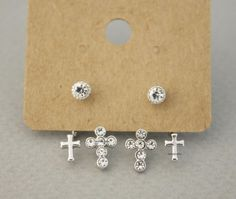 Simple and modern Cubic cross Ear Jacket Earrings. Suitable for every party or costume, easy to match. Sterling Silver cubic Ear Jacket, stars Ear Jacket, Front Back Earrings, Fan Earrings.  Size/Dim