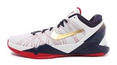 on sale f5191 4aac2 More than a month after the USA Men s Basketball Team claimed gold in  London, we finally get a release date for the celebratory footwear worn by  Nike ...