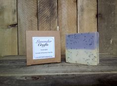 This is my gorgeous handmade Lavender and Rosemary scented soap. It is made in small batches using the cold process method of soap making. They are individually cut and then cured for 6 weeks to create the finished bar of soap.  #HandmadeInMyKitchen #ForTheLoveOfLavender #LavenderCraftsKilcoole #LavenderCrafts #HandmadeInKilcoole #AllNaturalIngredients #EcoFriendly #PalmOilFree