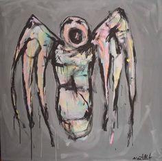 AURÉLIE MANTILLET 2008 Le Sexe des Anges Series. #1