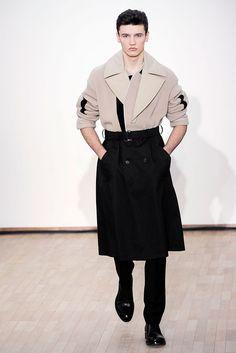 Raf Simons | Fall 2010 Menswear Collection | Style.com