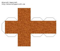 Papercraft Red Sand Minecraft Templates, Minecraft Blocks, Minecraft Funny, Minecraft Crafts, Minecraft Party, Diy Paper, Paper Crafts, Birthday Parties, Happy Birthday