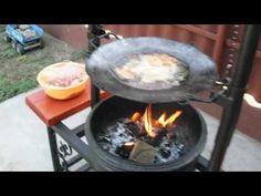 Kerti sütögető tárcsázás - YouTube
