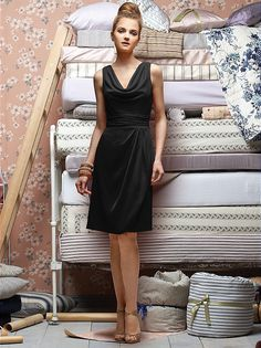 Lela Rose Bridesmaids Style LR153 http://www.dessy.com/dresses/lelarose/lr153/#.Utdnl_boVmk