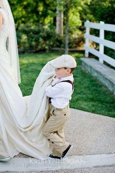 Modern Elegant Cedarwood Wedding with Vintage Charm | #cedarwoodweddings #ringbearer #Cash