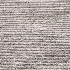 Textured Stripe Rug - Gray | west elm