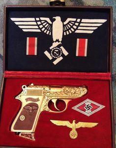 Walther nazi third reich PPK