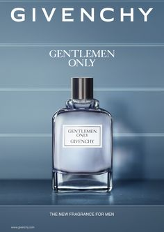 A LEGENDARY FRAGRANCE FOR A MODERN MAN  A delicate balance of strength, brilliance and humility makes today's Givenchy Gentleman even more desirable than even before. And his fragrance? That too, must embody all of these elements and more.