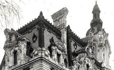 HOW SAD: Clark had promised his daughters from his first marriage that Anna would not inherit the New York City mansion. It was sold in 1927 for less than half what it cost to build, and was torn down for apartments. Many other houses on Millionaire's Row fell, including the Astor and Vanderbilt palaces. The Gilded Age had passed.