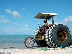 Képtalálat a következőre: strangest tractor