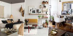 Repérés sur Pinterest: des murs inspirés et inspirants!