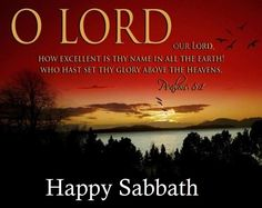 Sing Out My Soul to The Lord: HAPPY SABBATH + PRAYER: A Hope To Hold!
