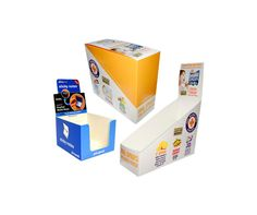 The Custom Packaging provide top quality custom display boxes. They provide this great service at very affordable fairs and they always provide top quality products. They have all latest design for display boxes.