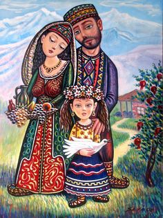 Sevada Grigoryan – Armenian artist   Sevada Grigoryan - original sevada paintings for sale