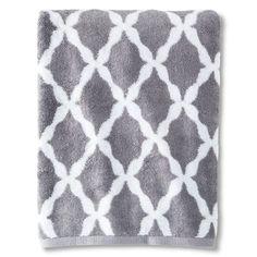 Botanic Fiber Accent Towels - Threshold, Cloak Gray