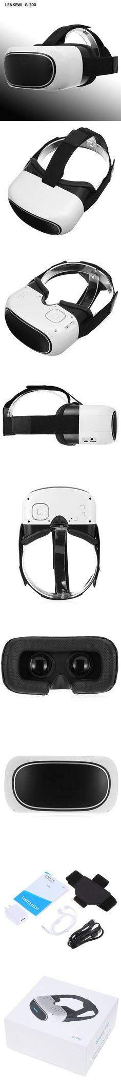 LENKEWI G - 200 All-in-one WiFi 3D VR Headset