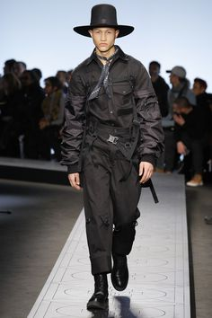 Marcelo Burlon County of Milan Fall 2017 Menswear Collection Photos - Vogue