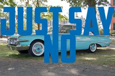 This weeks blog post: Just Say No :: http://roosites.com/just-say/ #DoTheRightThing #WebDesign