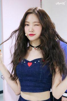 Aquarian Kpop Idols Quiz - By Akimore Kpop Girl Groups, Korean Girl Groups, Kpop Girls, Cute Korean Girl, Asian Girl, Cosmic Girl, Son Na Eun, Apink Naeun, Girl Crushes