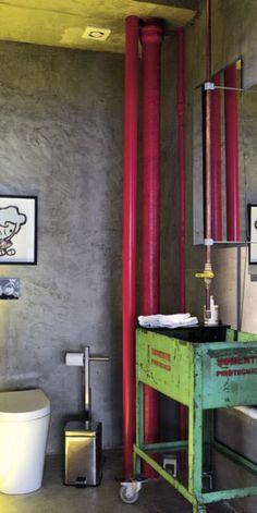 Get the Rough & Tough Look – Industrial Style | kwikdeko