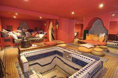 La Chambre d'inspiration marocaine