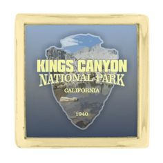 Kings Canyon NP (arrowhead) Gold Finish Lapel Pin   hiking bag, day hiking outfit, hiking in tennessee #HikingGifts #giftideas #hike, 4th of july party Hiking Gifts, Hiking Bag, Hiking Backpack, Hiking Trails, Grand Canyon, Hiking Food, Hiking Quotes, Happiness, California National Parks