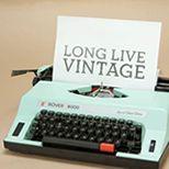 long live vintage