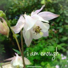 I Am Enough, a Poem about Worthiness » Aim Happy