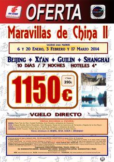 Maravillas de China II 10 dias desde 1150€ - http://zocotours.com/maravillas-de-china-ii-10-dias-desde-1150e/