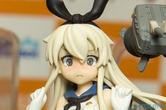 Kantai Collection: Shimakaze, Half-Damage ver. (figFIX by Max Factory) Figure Review
